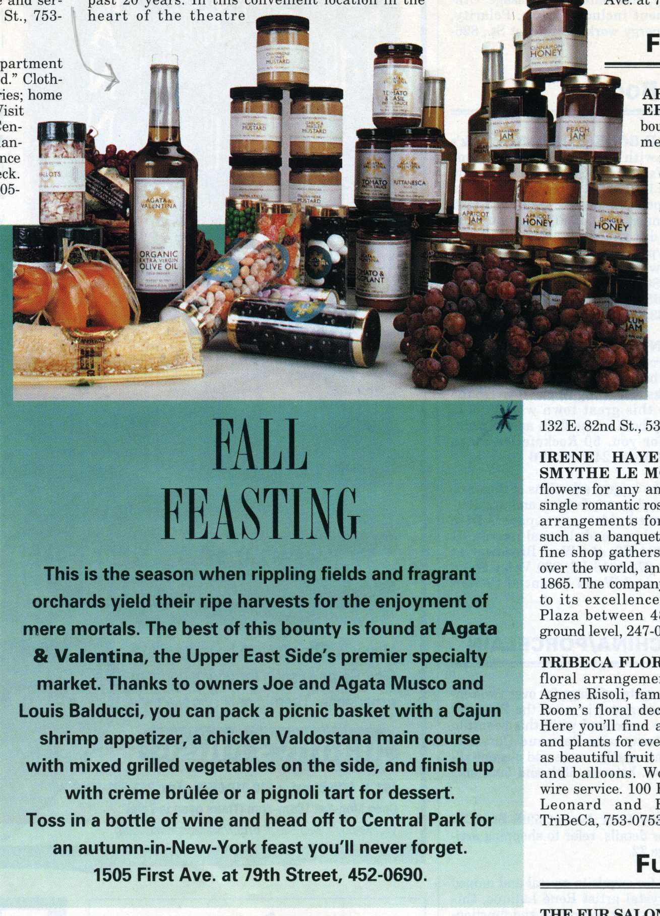 Fall Feasting