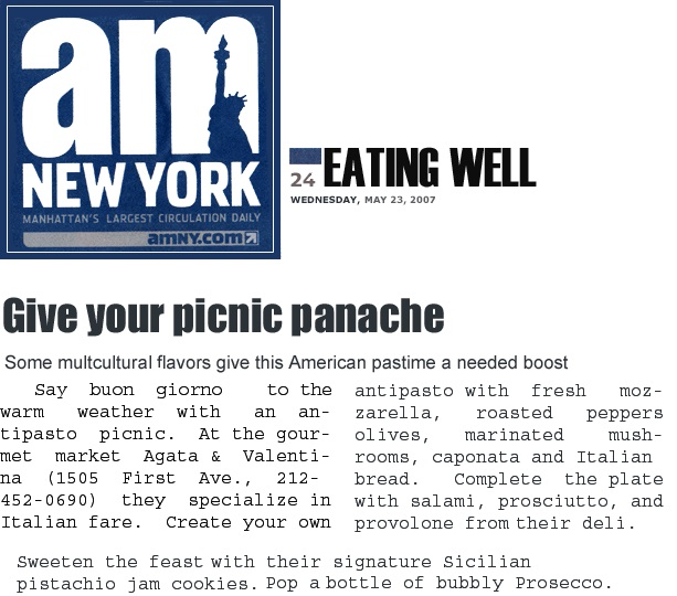 Give Your Picnic Panache